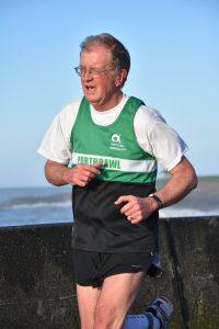 Porthcawl Runners Alwyn Thomas