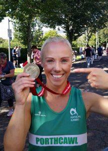 Porthcawl Runners - Juliane Mort