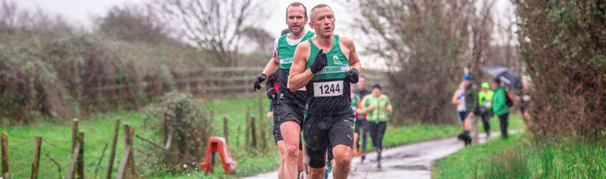 West Glam cross country league - Porthcawl Runners