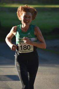 Debra Jones - Porthcawl Running Club 2018